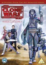Star Wars - Clone Wars - Series 2 Vol.3 (DVD, 2011)