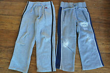 2 pairs of Boys Fleece Track suit pants NEXT LONSDALE Size 4