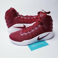 NEW Men's SIZE 14 Nike Hyperdunk '16 TB Basketball Shoes Team Red 856483-662