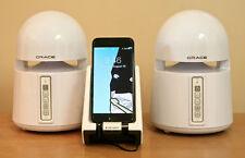 GRACE Mini-Bullets II 900MHz Wireless Speakers