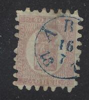 VEGAS - 1866-74 Finland - Sc# 10b - Used - Cat= $85 (DG52)