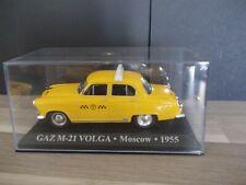 1/43 - Gaz M21 Volga 1955 - Moscow Taxi