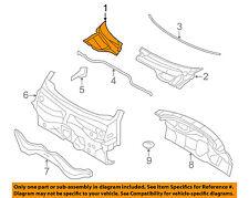 MINI OEM 07-15 Cooper-Cowl Panel Windshield Wiper Motor Cover Right 51132751210