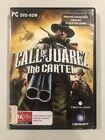 Call Of Juarez The Cartel Pc Dvd Rom Windows Computer Game Rare