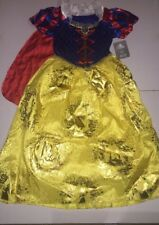 Brand New- Disney Princess Snow White Dress (Girls Size 11/12) 100% Authentic