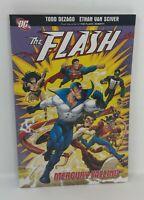 FLASH  MERCURY FALLING DC TPB Graphic Novel