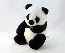 Panda Bear Plush - Taronga Zoo Souvenir - 26cm Soft Toy Made by Hansa 2005