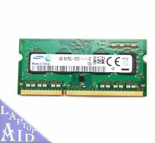 NEW Samsung 4GB PC3L-12800 DDR3 1600MHz 204pin 1.35V Sodimm laptop RAM OEM
