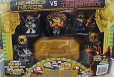 HEROES VS SHADOWS TREASURE X GUARANTEED REAL GOLD DIPPED TREASURE INSIDE