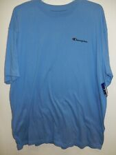 """9411-7 Mens Apparel Authentic Champion """"Team Style"""" T-Shirt Columbia New $29.99"""