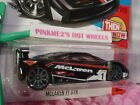 MCLAREN F1 GTR #315✰black/red;gray 10sp✰THEN AND NOW✰2017 i Hot Wheels case P