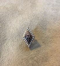 Vintage 14 K Gold Fraternity Sorority Pin 1930's AMT Seed Pearls