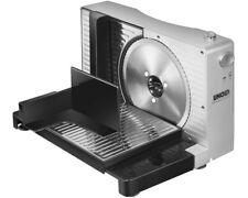 UNOLD 78856 Kompakt Allesschneider 100 Watt Weiß