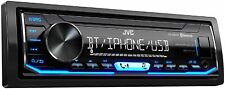 JVC KD-X351BT Autoradio Digitale, Nero