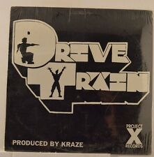 """drive train 12"""" this is rhythm   project x  SEALED"""