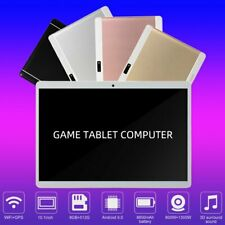 "10.1"" Inch Tablet Android 9.0 Game 10 Core WIFI 8+512GB PC GPS Wifi Dual Camera"