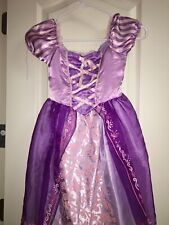 girls disney tangled princess rapunzel halloween costume (4-6)