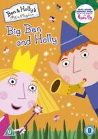 Ben & Holly's Little Kingdom - Big Ben e Holly DVD Nuovo DVD (EO10840D)