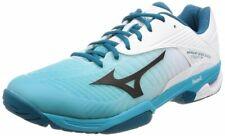 Mizuno Tennis Shoes Wave Exceed Tour3 Oc 61Gb1872 White × Black × Turquoise