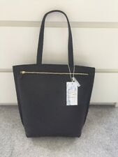 Warehouse Black Leather Bag BNWT