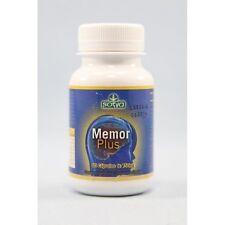 MEMOR PLUS  SOTYA 60caps  750mg Para examenes , memoria y concentracion