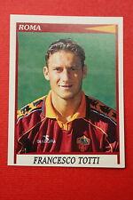 Panini Calciatori 1998/99 n. 295 ROMA TOTTI DA EDICOLA CON VELINA