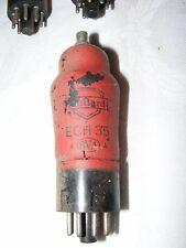 Válvula ECH35 Mullard estampadores Vintage Hecho En Inglaterra