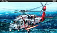 [Academy] 1/35 U.S.Navy MH-60S HSC-9 TRIDENTS Helicopter Plastic model kit 12120