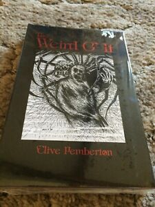 THE WEIRD O'IT Clive Pemberton 450 COPY LIMITED HARDCOVER 1st ED OUT OF PRINT