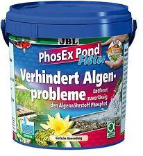 JBL PhosEx Pond Filter verhindert Algenprobleme entfernt Phophat 2,5kg - 25000L
