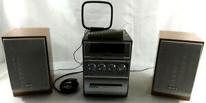 Sony CMT GP7 Vintage Radio Cassette Lecteur CD Stereo PROBLEME REMBOBINAGE