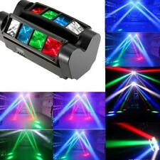 Bühnenlicht 80W LED RGBW Moving Head Licht Stage Licht Party Licht DMX DJ Disco