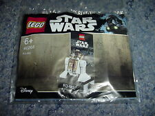 Star Wars Lego 40268 R3-M2 mini figure rare polybag NEW SEALED 2017