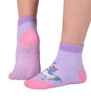 "Footsis Non Slip Grip Socks for Yoga, Pilates, Barre, Home - Style ""Unicorn""."