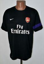 ARSENAL 2012/2013 TRAINING FOOTBALL SHIRT JERSEY NIKE SIZE XL ADULT