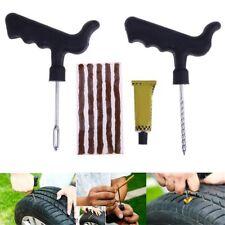Tyre Repair Kit Tire Puncture Emergency Tools Set Motorcycle Bike Car Tubeless S