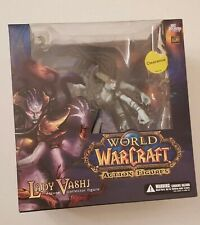 World Of Warcraft Seies 4 Lady Vashj Deluxe Collector Figure