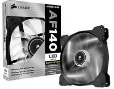Corsair Air AF140 White LED Quiet 14cm 140mm Single PC Case Fan CO-9050017-WLED