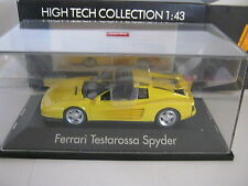 Herpa 1:43 Ferrari Testarossa Spyder in OVP (RG/AH/17L50)