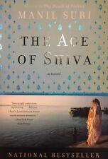 "Manil Suri ""The Age Of Shiva"" Paperback BestSeller Novel India Love Maternal"