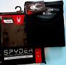 SPYDER 100% Polyester MEN'S Pro-Fiber CREW NECK T-Shirt M 38-40 NWT $45 Black