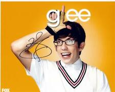 """Kevin McHale - Colour 10""""x 8"""" Signed 'Glee' Photo - UACC RD223"""