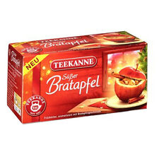 Teekanne Hot Baked Apple Tea - 20 tea bags- Made in Germany