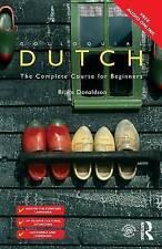 Colloquial Dutch: A Complete Language Course by Bruce Donaldson (Paperback, 2015)