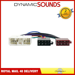 PC2-47-4 Car Stereo Radio Wiring Harness Adaptor Loom For Chevrolet / Daewoo