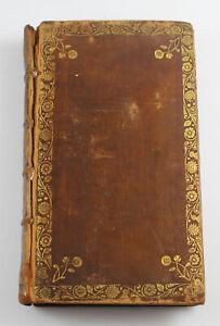 The Seasons Poem James Thompson  Glasgow 1760   Admiral B. Cadwell prev. owner