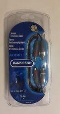 Bandridge BAL4310 Verlängerungskabel RCA Cinch 10m Neu und OVP