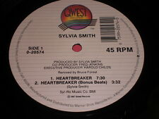 Sylvia Smith: Heartbreaker 12""