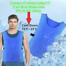Unisex Waterproof PVA Anti Heat Outdoor Sports Ice Fishing Summer Cooling Vest