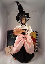 """Lynn Haney 1988 """"Mother Goose"""" Doll """"RARE"""" Plus New """"Mother Goose"""" book REDUCED!"""